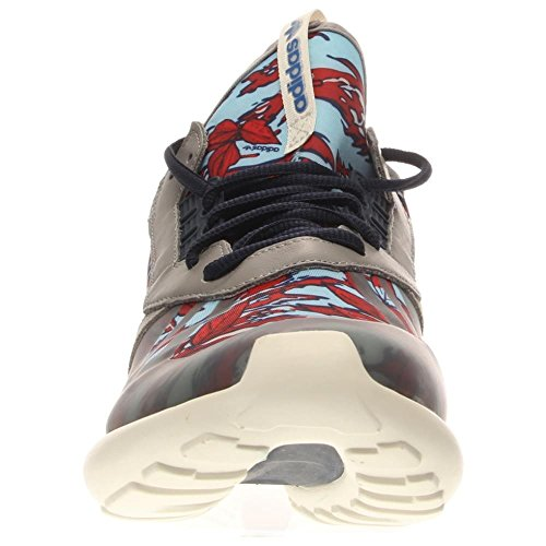 adidas Tubular Runner - Zapatillas Hombre Solid Grey/Collegiate Navy/Off White