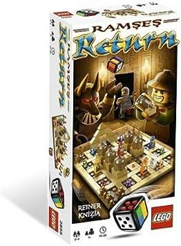 LEGO Juegos de Mesa 3855 - Ramses Return: Amazon.es: Juguetes y juegos