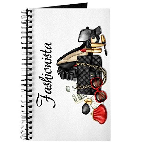 Intime Dot nbsp;spirales Portable Ordinateur nbsp;– nbsp;– Cafepress Journal nbsp;fashionista Grid qnw8x0BF