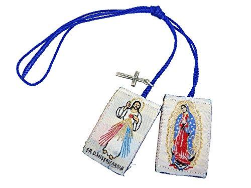 Divine Mercy Scapular Escapulario Misericordia product image