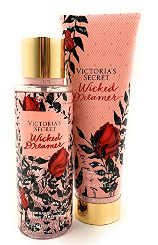 Victoria's Secret Wicked Dreamer Mist and Lotion 2 Piece Bundle
