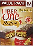 Fiber One Protein Chewy Bars, Caramel Nut, 11.7 Ounce