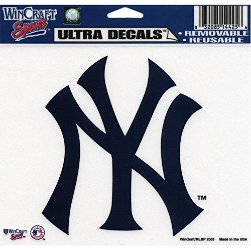 Old Glory New York Yankees - Logo Decal