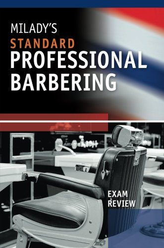 Miladys Standard Professional Barbering Textbooks SlugBooks