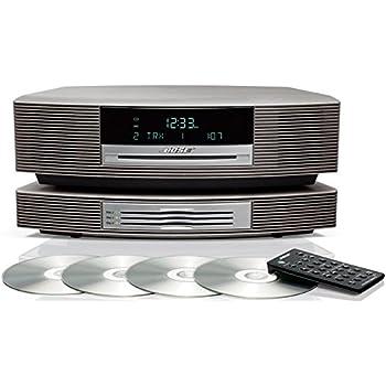 Amazon com: Bose Wave Music System III CD Radio and Bose