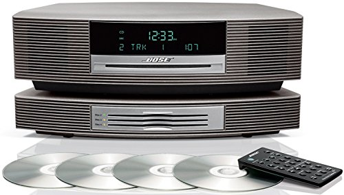 em with Multi-CD Changer - Titanium Silver ()