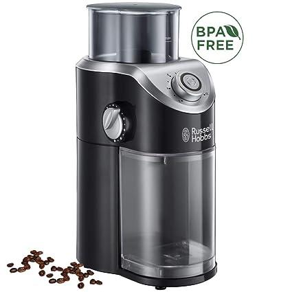 Russell Hobbs 23120 56 Coffee Grinder From Russell Hobbs 23120 56 1000 W Black Grey