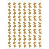 Teacher Created Resources Gold Stars Foil Stickers