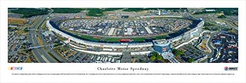 Charlotte Motor Speedway - Blakeway Panoramas Unframed NASCAR (Speedway Nascar Picture)