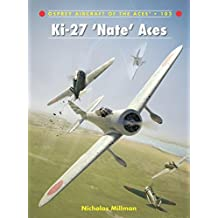 Ki-27 'Nate' Aces (Aircraft of the Aces)