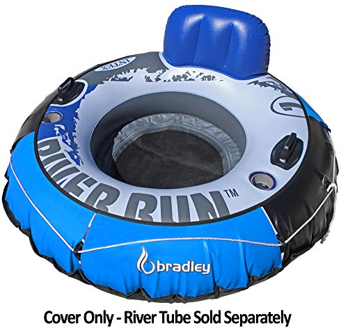 Bradley Heavy Duty River Tube Cover Only | Compatible with Intex River Run & Most 53' Inflatable River Tube