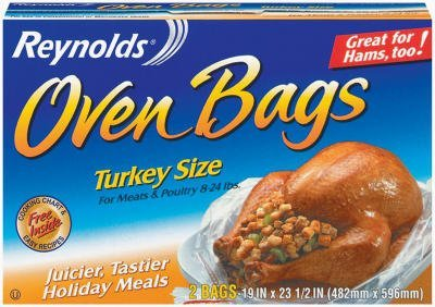 Cooking A Turkey With A Reynolds Bag - 9