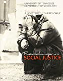 Readings in Social Justice, University of Tennessee Sociology Department Staff, 1465213058