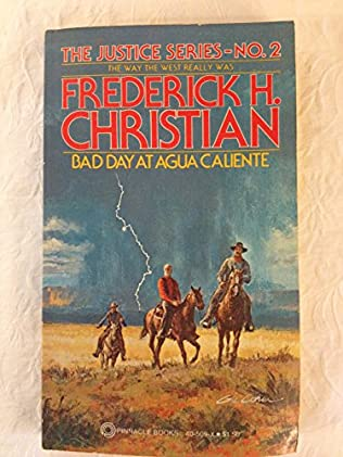 book cover of Bad Day At Agua Caliente