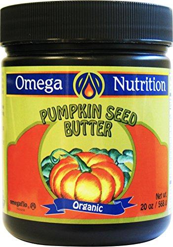 Omega Nutrition Organic Pumpkin Butter