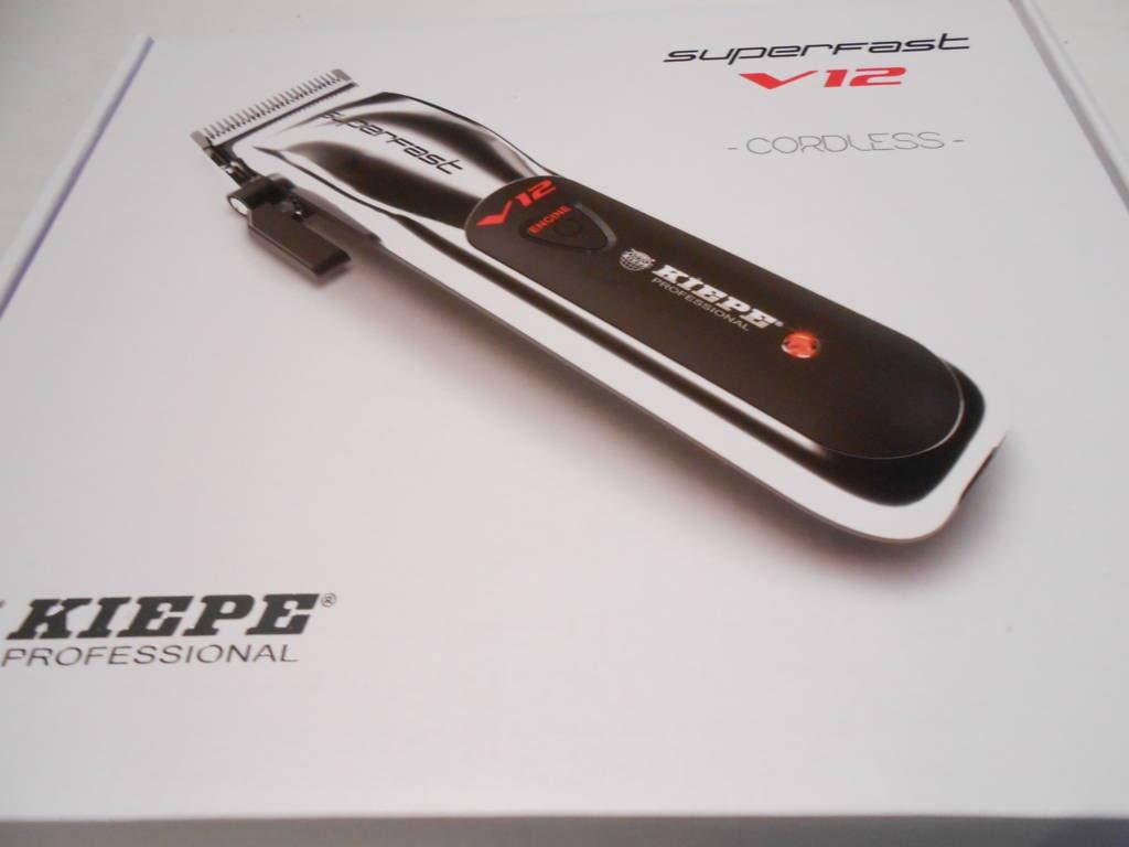 Aireador para cortar el pelo KIEPE HAIR CLIPPER SUPERFAST V12 ...