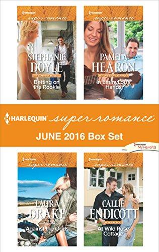 book cover of Harlequin Superromance June 2016 Box Set