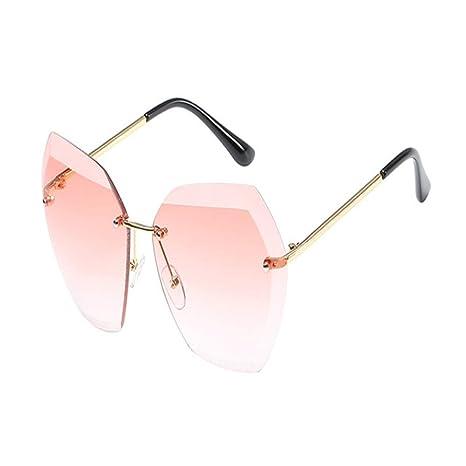 Yangjing-hl Diseño de Marca de Moda para Mujer Gafas de Sol ...