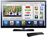 LG Infinia 60PZ950 60-Inch 1080p 600 Hz Active 3D THX Certified Plasma HDTV with TruBlack Filter and Smart TV, Best Gadgets