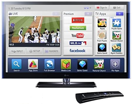 LG 47LW5700 TV Drivers for Mac
