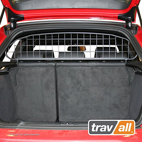 - Travall Guard Compatible with Audi A3 Sportback (2004-2012) Also for Audi S3 Sportback (2008-2012) TDG1058 - Rattle-Free Steel Pet Barrier