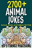 2700+Animal Jokes and Riddles for Kids