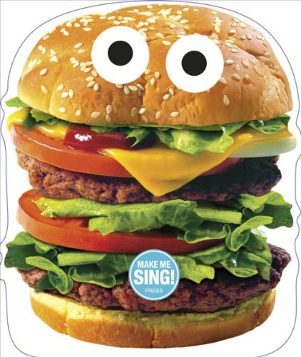 Make Me Sing The Hamburger Song Birthday Sound Card Amazoncouk Kitchen Home