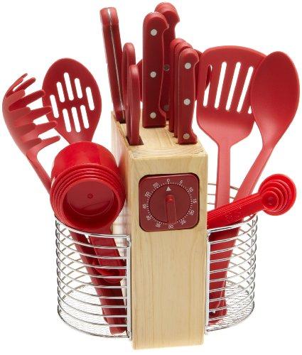Stanley Roberts 25 Piece Cutlery Gadget Set, (Stanley Halloween)
