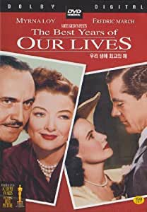 The Best Years of Our Lives (1946) Myrna Loy, Fredric March [All Region, Import, NTSC]