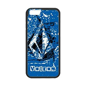 Volcom Volcom iPhone 6 Plus 5.5 Inch Cell Phone Case Black Exquisite gift (SA_500718)