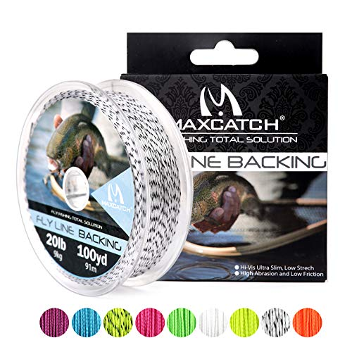 Which are the best fly line backing 20lb black available in 2020?