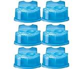 Braun Syncro Shaver System Clean & Re Cartridge Refills CCR3 - 6 Pack