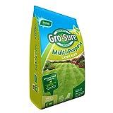Gro-sure Multi-Purpose Grass Lawn Seed, 120 sq m, 3.6 kg