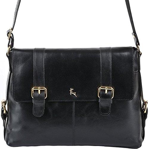 Ashwood Leather, Borsa a tracolla Donna