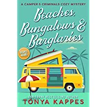 Beaches, Bungalows, and Burglaries~ A Camper and Criminals Cozy Mystery Series