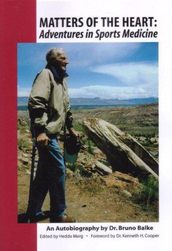 Matters of the Heart: Adventures in Sports Medicine ebook