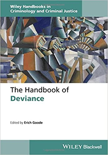 Amazon the handbook of deviance wiley handbooks in the handbook of deviance wiley handbooks in criminology and criminal justice 1st edition by erich goode fandeluxe Gallery