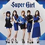 Kara - Super Girl (Type A) (CD+DVD) [Japan LTD CD] UMCK-9461