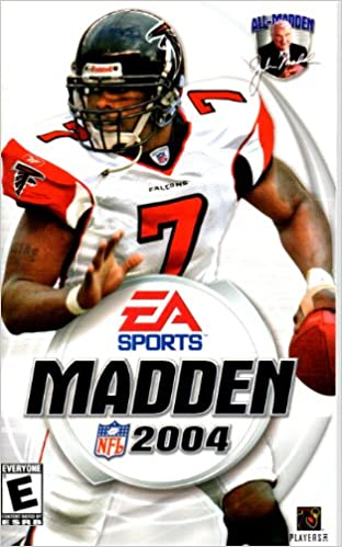 Amazon.com: Madden NFL 2004 PS2 Instruction Booklet (Sony ...
