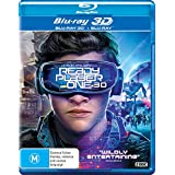 Ready Player One 3D (Blu-ray 3D/Blu-ray)