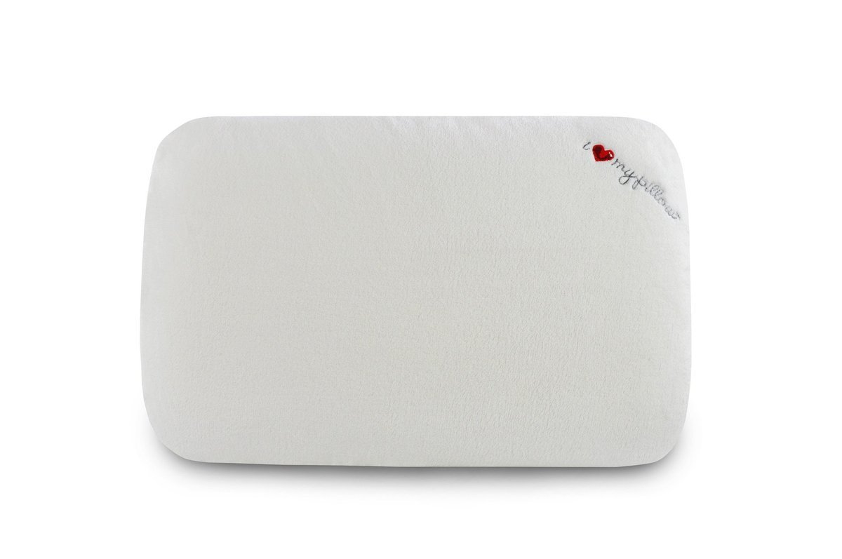 I Love My Pillow King Traditional Memory Foam Pillow