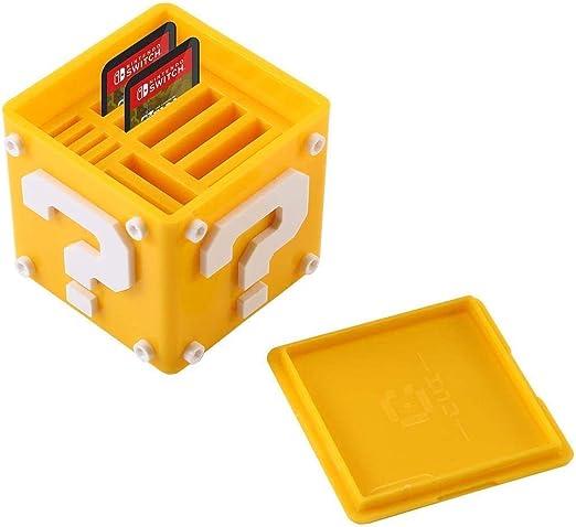 Titular De La Tarjeta De Juego Nintendo Switch, Lindo Organizador ...