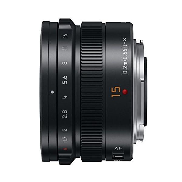 RetinaPix Panasonic Lumix H-X015K G Leica DG Summilux 15mm/F1.7 Lens