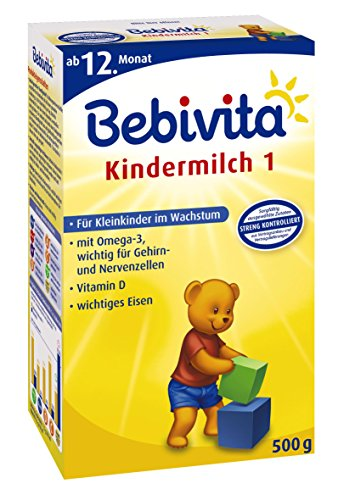 Bebivita kindermilch 1 инструкция на русском
