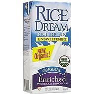 Dream Rice Drink - Unsweetened Original - 32 oz