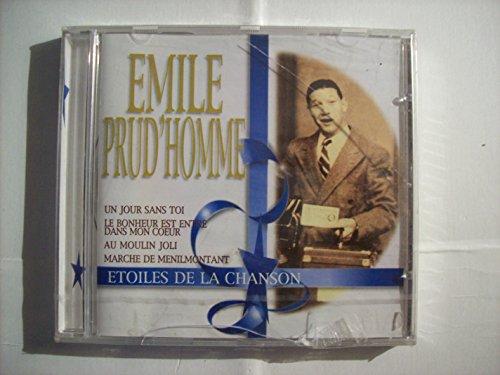 Emile Prud'homme' (The French Singer Performs 25 Titles Incl.Un Jour Sans Toi Marche De - Jour Mens