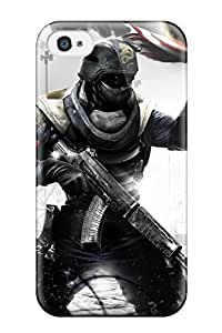 Quality CaseyKBrown Case Cover With Homefront Game Nice Appearance Compatible With Iphone 4/4s