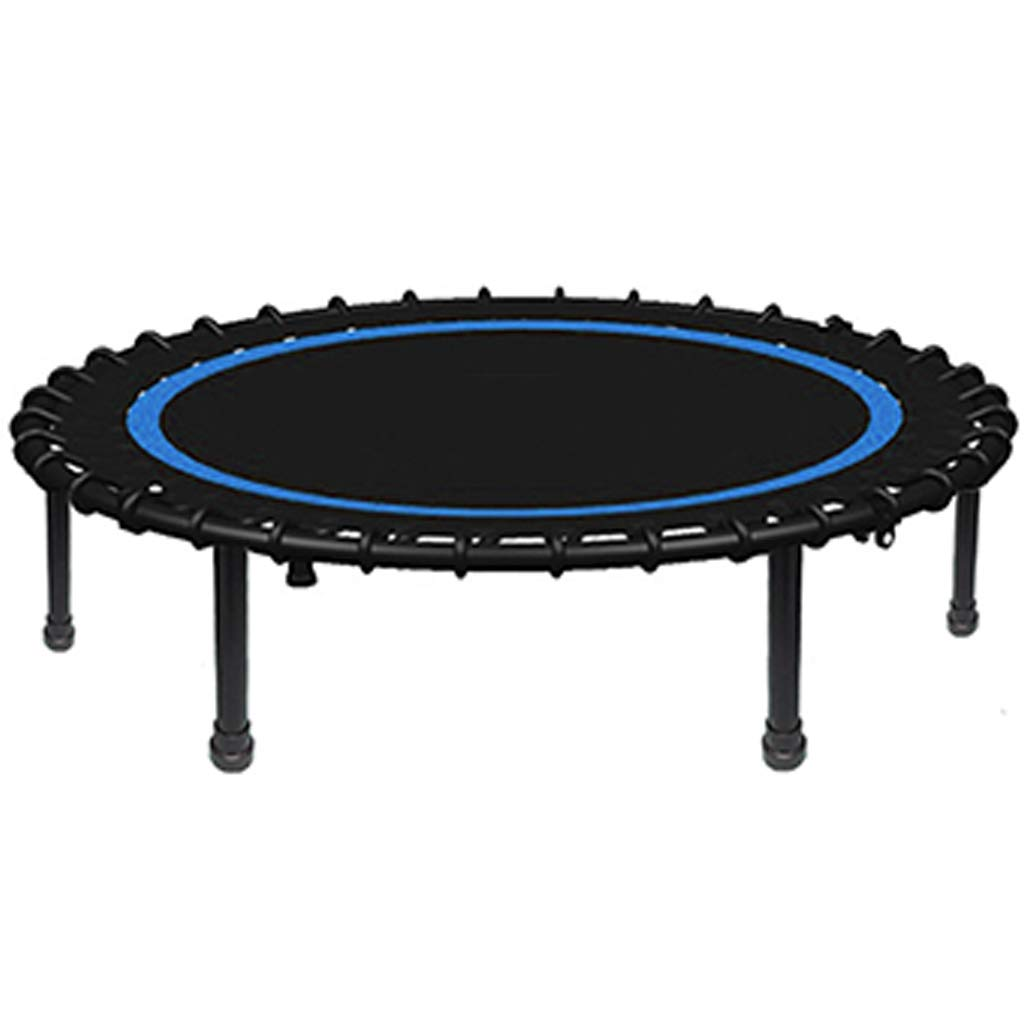 LKFSNGB 40 Inch Round Trampoline Indoor and Outdoor Adult Fitness Trampoline Aerobic Exercise Improve Exercise, Balance and Muscle by LKFSNGB