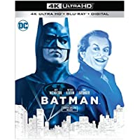 Batman (UHD/ BD) [Blu-ray]