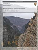 Timpanogos Cave National Monument Geologic Resource Evaluation Report, U. S. Department U.S. Department of the Interior, 1494239493